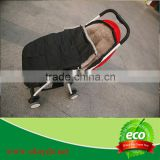 2015 Kids baby sleeping bag with pillow with sheepskin