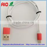 USB2.0 A Male plug to Micro USB 5pin Male plug data cable Commonly used with many new cell phones and other consumer devices.