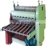 paper cutter roll to sheet cutting machine corrugated coating paper cut machine in zhengzhou