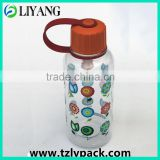 Film for plastic, cutom plastisol heat transfer, plastic handle kettle, full circle picture