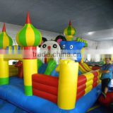 <b>outdoor</b> inflatable <b>playground</b> for <b>children</b>