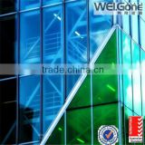 selling high quality insulated low-e glass with certificate for windows,doors etc