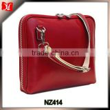 luxury lad laptop sleeve bag with handle wholesale tablet bag high quality leather laptop touchpad cover