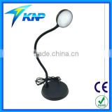 Desk Lamp Touch Sensor Kids 15SMD LED Eye Care Lamp Light with Adjustable Gooseneck For Home, Pc, Reading, Studying, Working