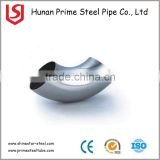 Factory customized carbon steel pipe fitting schedule 40 stainless steel 90 degree elbow