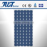 160-200W mono solar panel, solar system,solar powered toys