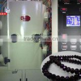 Cz-1300 Multi-arc ion jewelry metalizing coating machine/vacuum pvd sputtering equipment/glass beads metaliing machine
