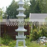 outdoor garden japanese lantern pagoda tower wholesale