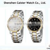 2014 new fashion mens watches senior automatic watch stainless steel smart valentine gift watch