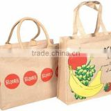 cotton jute tote bags/ juco bags