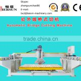 Top quality automatic bridge saw for granite