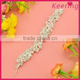 wholeslae fashion decorative clear rhinestone bridal hair accessories for wedding WHD-064