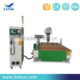 china 3 axis atuo tool changer cnc router machine with air cooled spindle