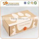 Wholesale Exquisite Custom Gift Pakaging Baby Shoe Box Packaging