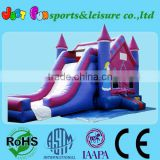 inflatable little castle and slide combos