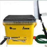 12v car cleaning machine for car washing, windows, floorboard, air-condition,spray flowers