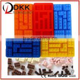 DKK-B071 Maze Silicone Ice Tray Pop Moulds