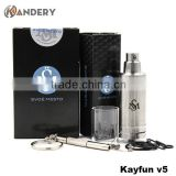 2016 Fast delivery Newest kayfun v5 tank clone RTA from Kandery