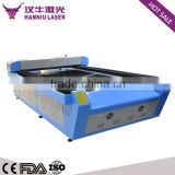 New design MDF wood format 1300*2500mm laser cutting machine