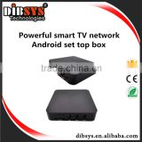 STB140H powerful smart TV network Android TV box iptv set top box