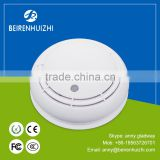 Dustproof smoke detector ,wireless fire alarm addresable smoke detector with low power reminder