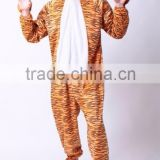 Adult Cartoon animal tiger character mascot costume for adult
