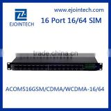 New arrival!!Ejoin gsm voip gateway 16 port gsm modem GSM gateway 8 sim mobile phone with 12 month warranty