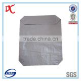 China dunnage pp woven 50kg cement bag price dimension valve bag                                                                         Quality Choice