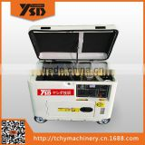 KDE2500ST 1.8/2KVA Super silent portable diesel generator prices home use diesel generator