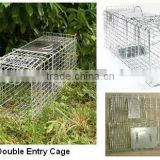 Foldable Live Animal Traps Cage