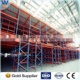 Warehouse Raised Storage Area Steel structure garret steel structure garret from china use steel frame