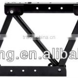 2014 Furniture fitting coffee table lifting mechanisms in china supplier folding table hinges