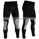 Free shipping men's sports tight trousers basketball football running compression pants for men