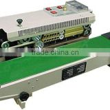 Vertical Continuous Band Sealer Machine FR900 Continuous Film Sealing Machine                                                                         Quality Choice