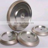 electroplate CBN Grinding Wheels for bandsaw blade