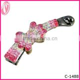 2013 Indian Fashion Charming Plastic Hair Barrette Banana Hair Clip