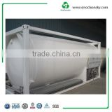 Cryogenic ISO Tank Container for Liquid Oxygen Nitrogen CO2 Tank Container