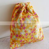 2016 Newest drawstring bag stock and custom velvet bag, small drawstring velvet pouch for jewelry promotion