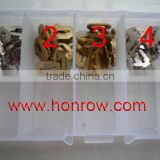 Cheap & High quality Toyota lock core part valve it contains 1,2,3,4 Each parts with 20pcs