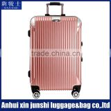 "20"" 24"" 28"" Great Aluminium Frame Luggage ABS PC Trolley Travelling Luggage Set"