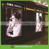 PET backlight film pigment Eco-Solvent fast drying PET Film lighting box front printing media manufacturer