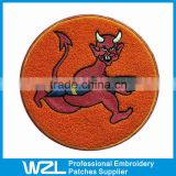 Cute Animal Badge for Children/ Hand Embroidered Badge/Badges for Clothes
