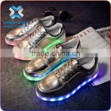 halloween 11 Colors LED Luminous Shoes Unisex Men & Women Casual Shoes,USB Charging Light Shoes,Colorful Glowing Leisure Flat Sh