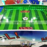 2016 Newest sport lottery machine for sale /arcade game machine football table machine football baby with hot sale