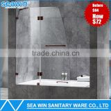 Latest Factory Sale Walk in Bath Tub Shower Door Manufacturer