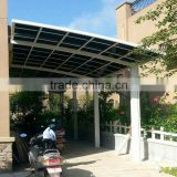 2015 New Style Aluminium wooden carport designs
