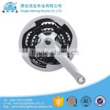 Mountain bicycle chainwheel/custom bike crank/steel bicycle crank sprocket