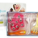 home and office health care products of hand held body massager tools combo set                                                                         Quality Choice