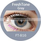 wholesale korean cosmetics fresh tone gray natural color contact lenses                                                                         Quality Choice