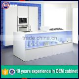 modern lacquer kitchen cabinets/UV or acrylic modular kitchen design for kitchen furniture laminate kitchen cabinet